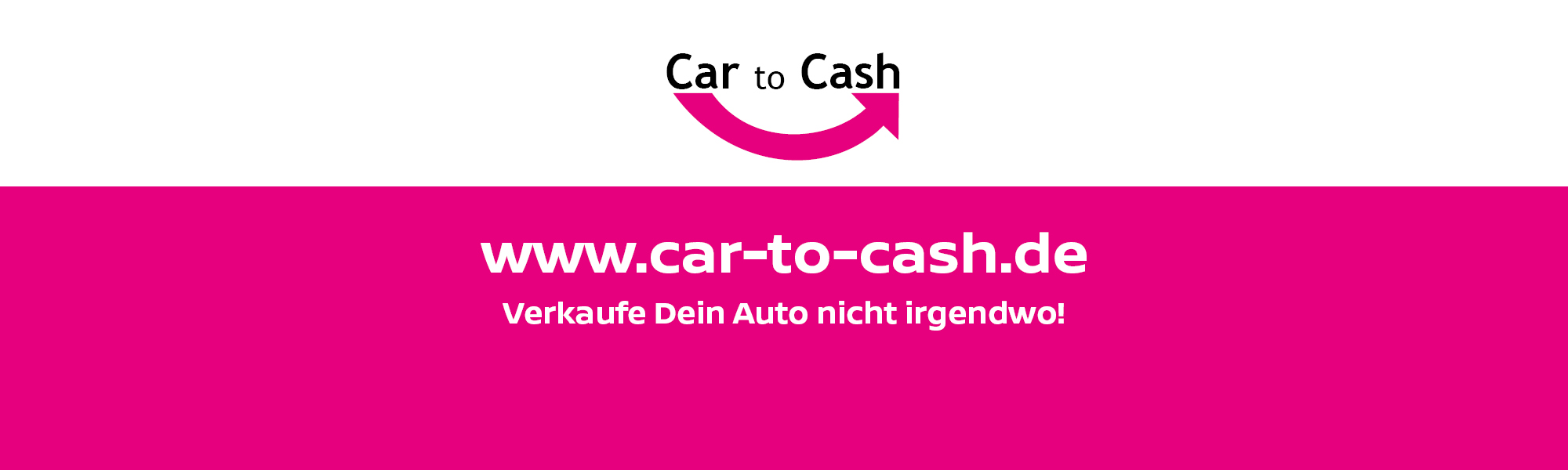 Header Car To Cash