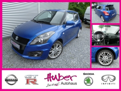 Swift Sport 1.6 Benzin 136PS 6MT (*SPORT*)